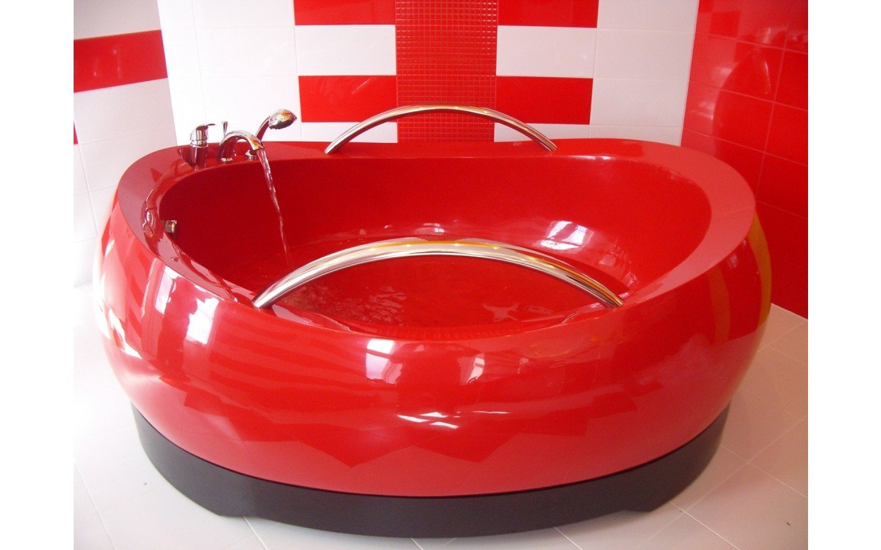 Vasca Da Bagno Oversize : Vasca da bagno indipendente admireme di aquatica in pietra leggera
