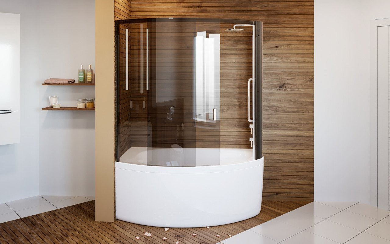 Anette A R Shower Tinted Curved Glass Shower Cabin 3 (web)