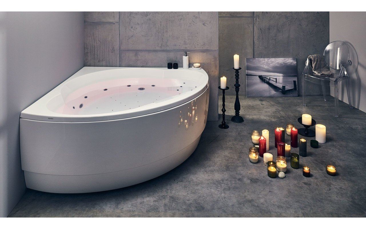 Aquatica Cleopatra Wht HydroRelax Pro Jetted Bathtub 220 240V 50 60Hz USA International 04 (web)