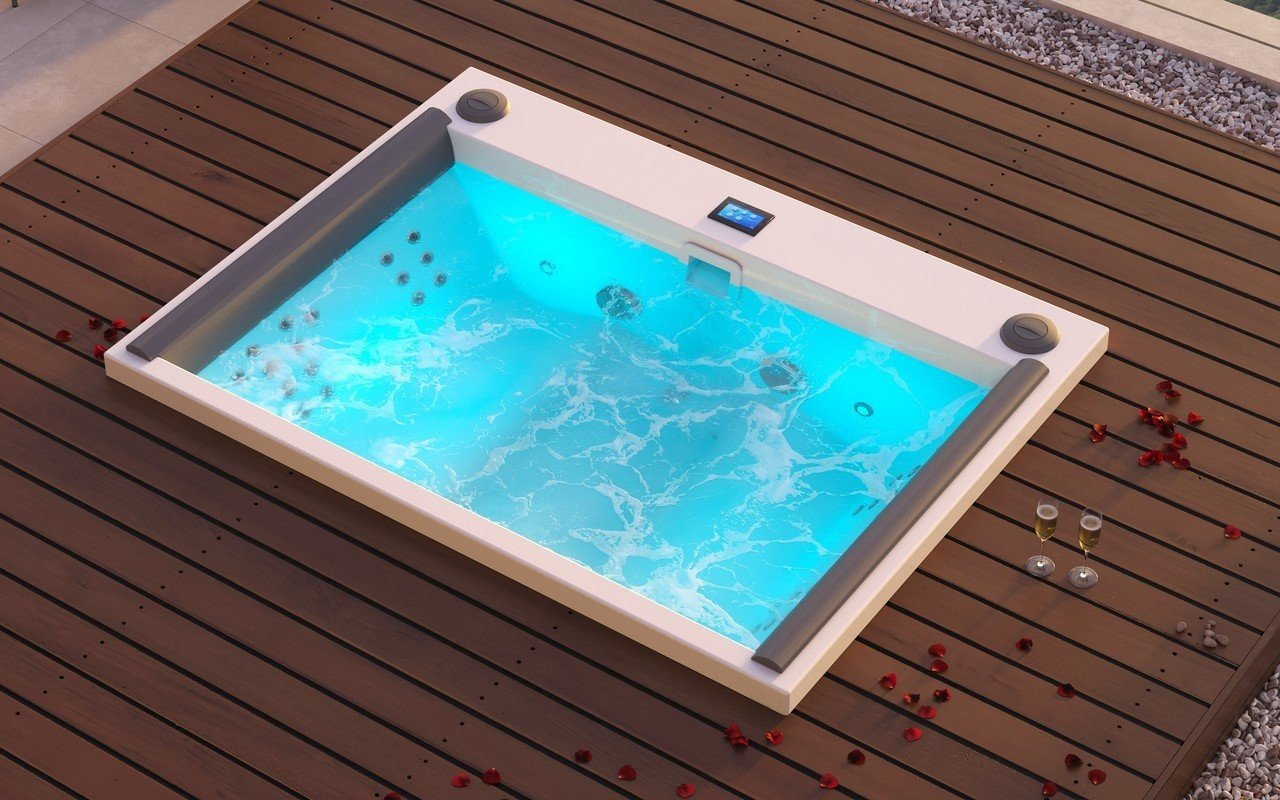 Nexus Spa ad incasso di Aquatica (220V/50Hz) picture № 0