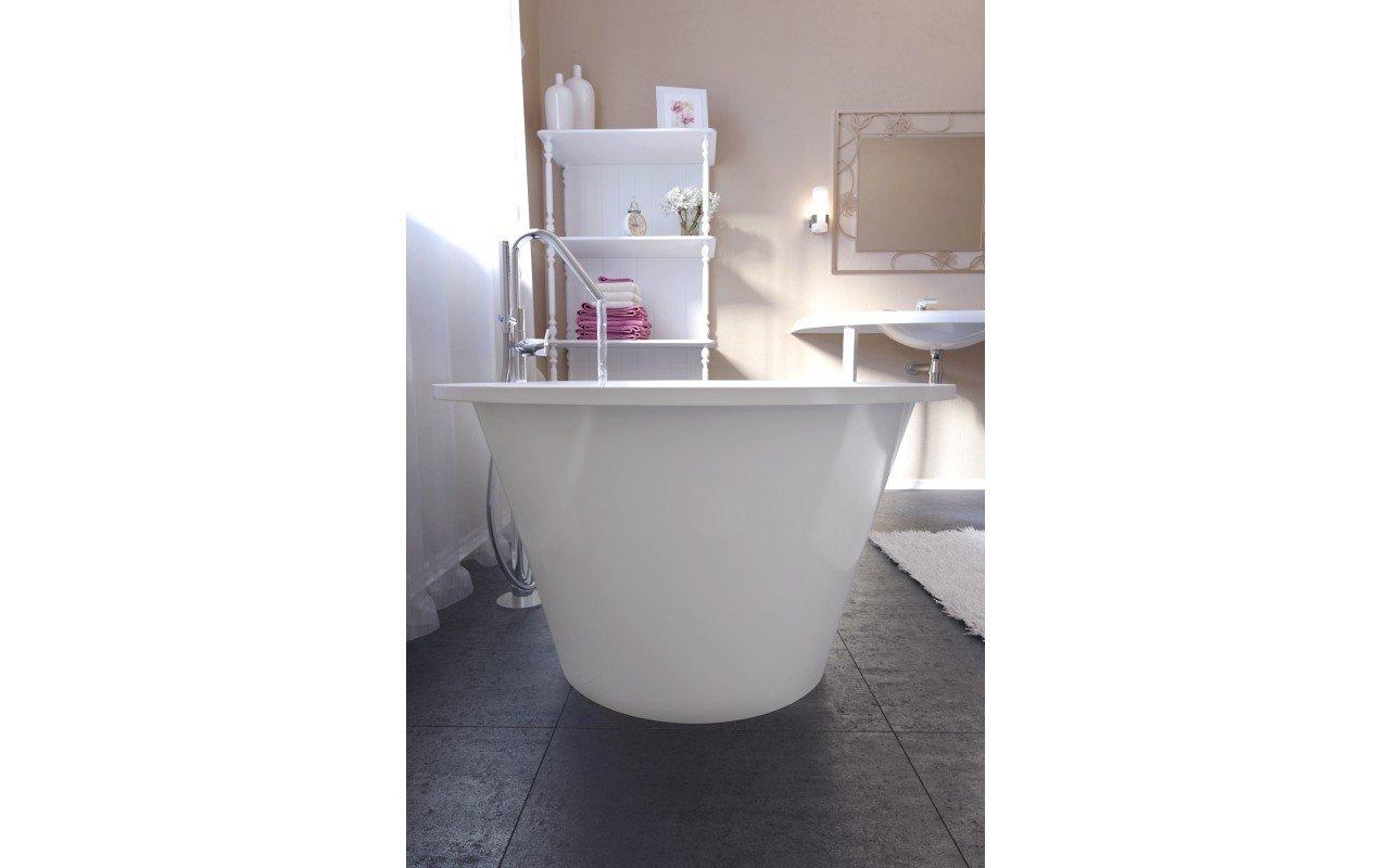 Inflection a f wht la vasca da bagno freestanding - Costo water bagno ...