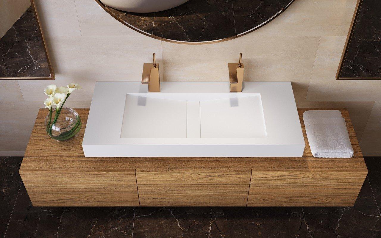 Aquatica Millennium 120 Wht Stone Bathroom Sink 02 (web)