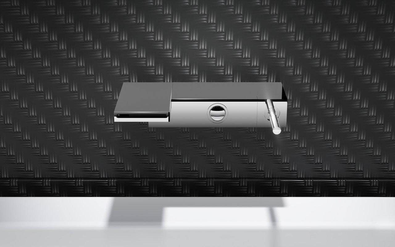Aquatica Modul 107 Wall Mounted Bath Filler Chrome 01 (web)