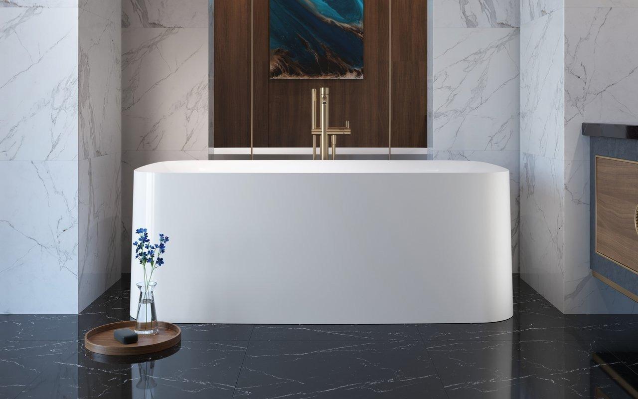 Aquatica Purescape 364 Vasca da Bagno Freestanding in Acrilico picture № 0