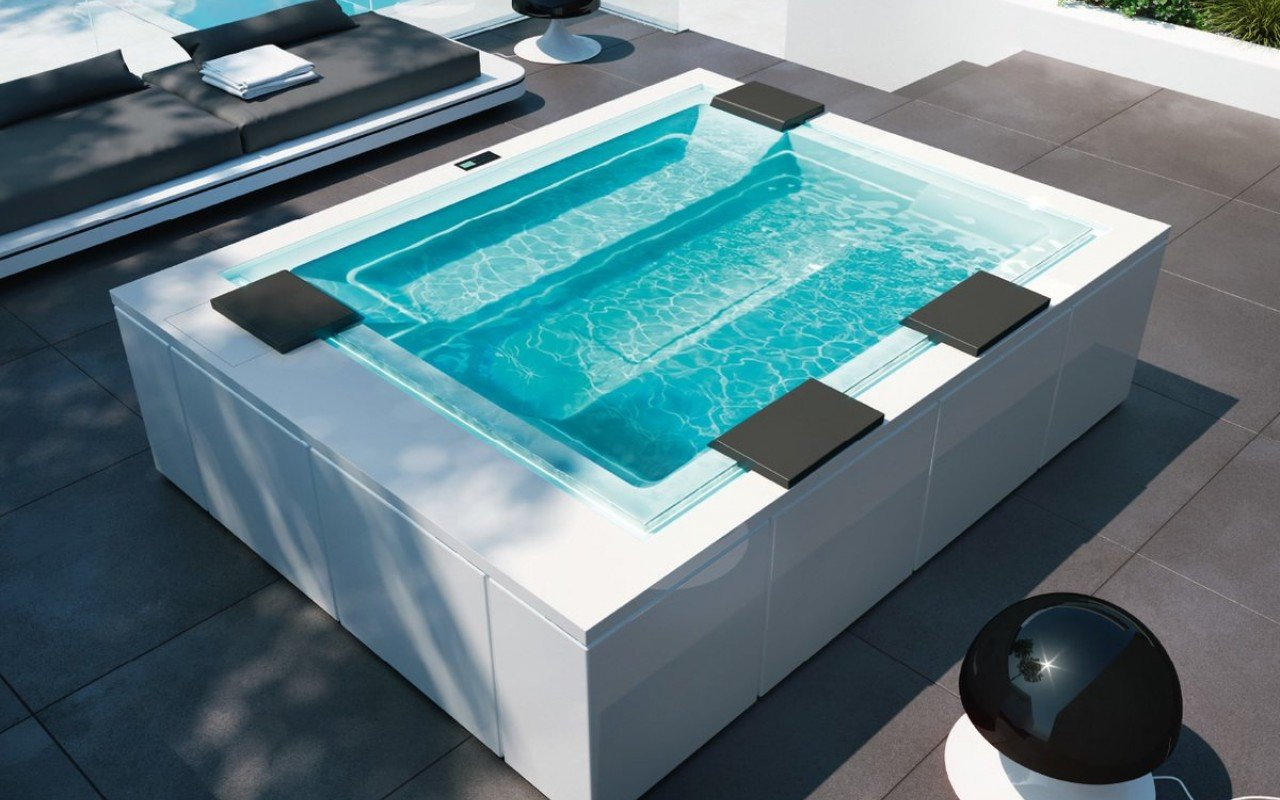 Aquatica Zen Active Spa Pro by Marc Sadler (240V/60Hz) picture № 0