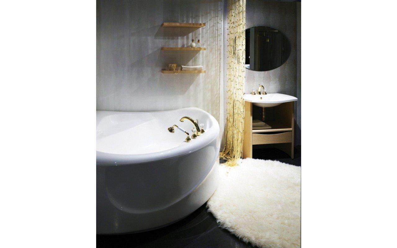 Aquatica purescape 315 corner acrylic bathtub web 02