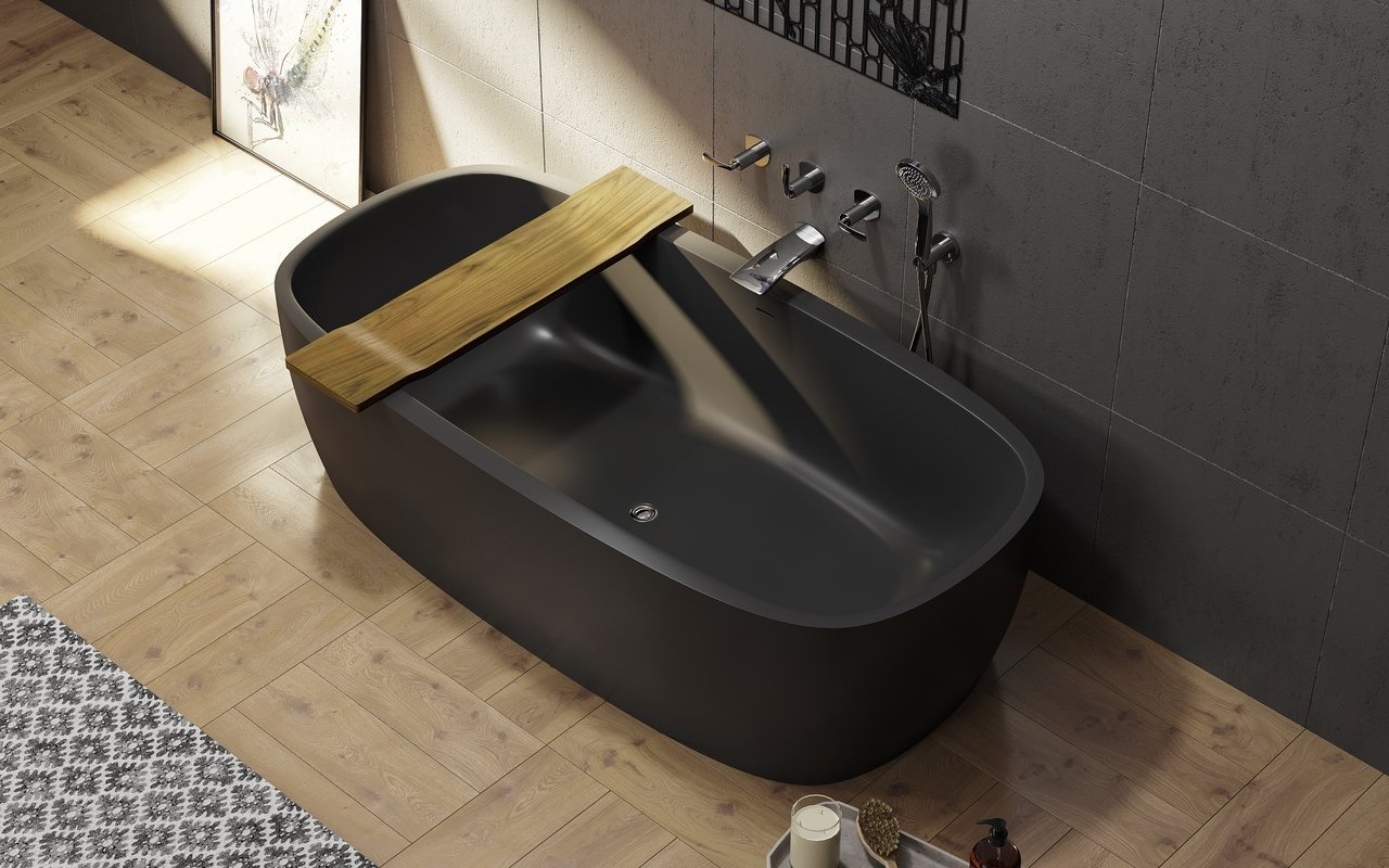 Aquatica tidal waterproof teak bathtub tray 02 1 (web)
