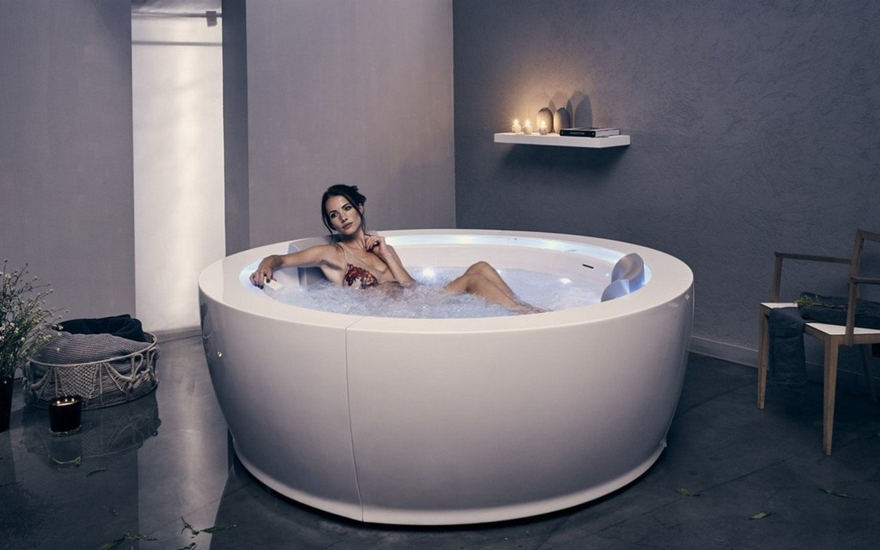 Vasca Da Bagno Relax : Aquatica infinity r1 relax pro vasca da bagno con idromassaggio