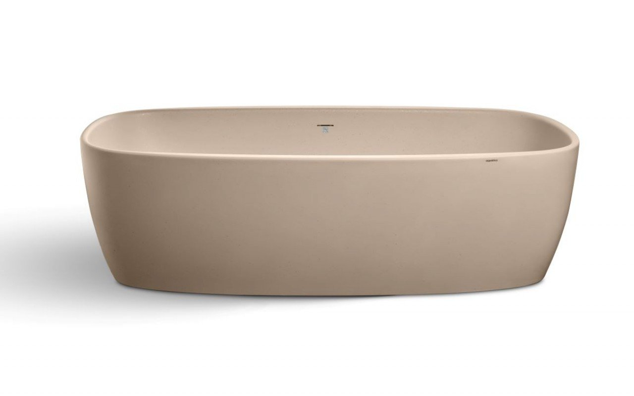 Coletta Sleek Sandstone la vasca da bagno freestanding di Aquatica in pietra AquateX™ picture № 0
