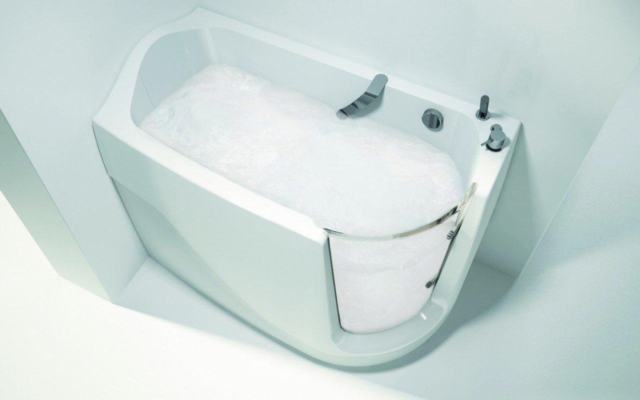 Bordo Vasca Da Spa : Aquatica baby boomer r™ hydrorelax a getti di ossigeno vasca da