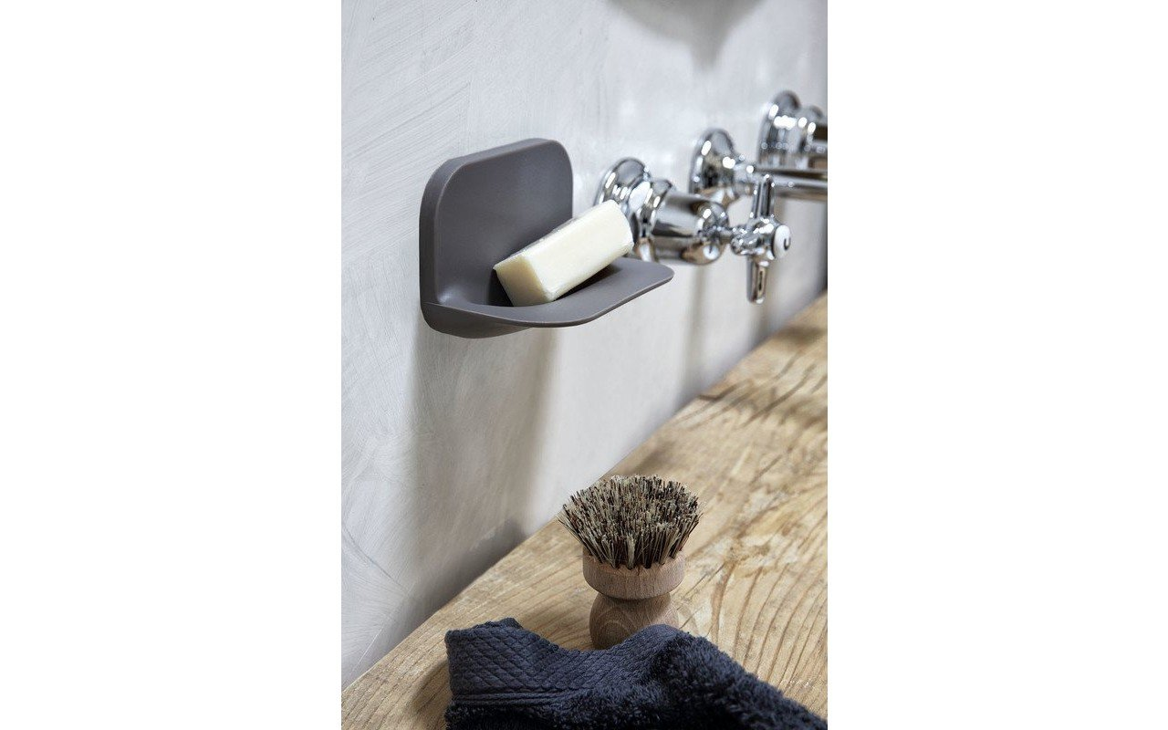 Beatrice Self Adhesive Wall Mounted Soap Holder 01 (web)