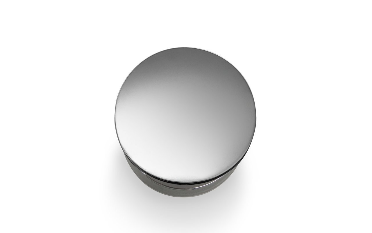 Euroclicker Int CM Bathtub Drain (Chrome Matte) 02 (web)