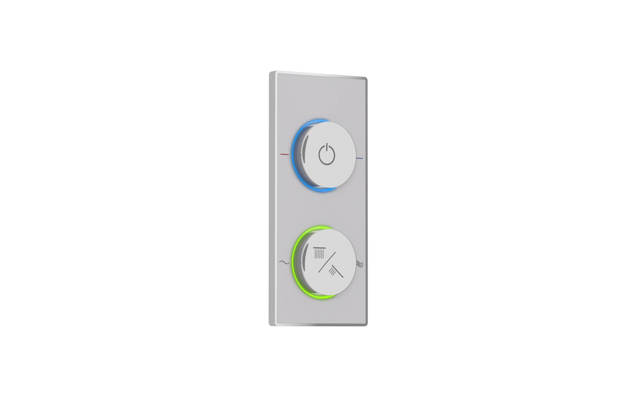 IQ Smart Shower White Control 01 (web)