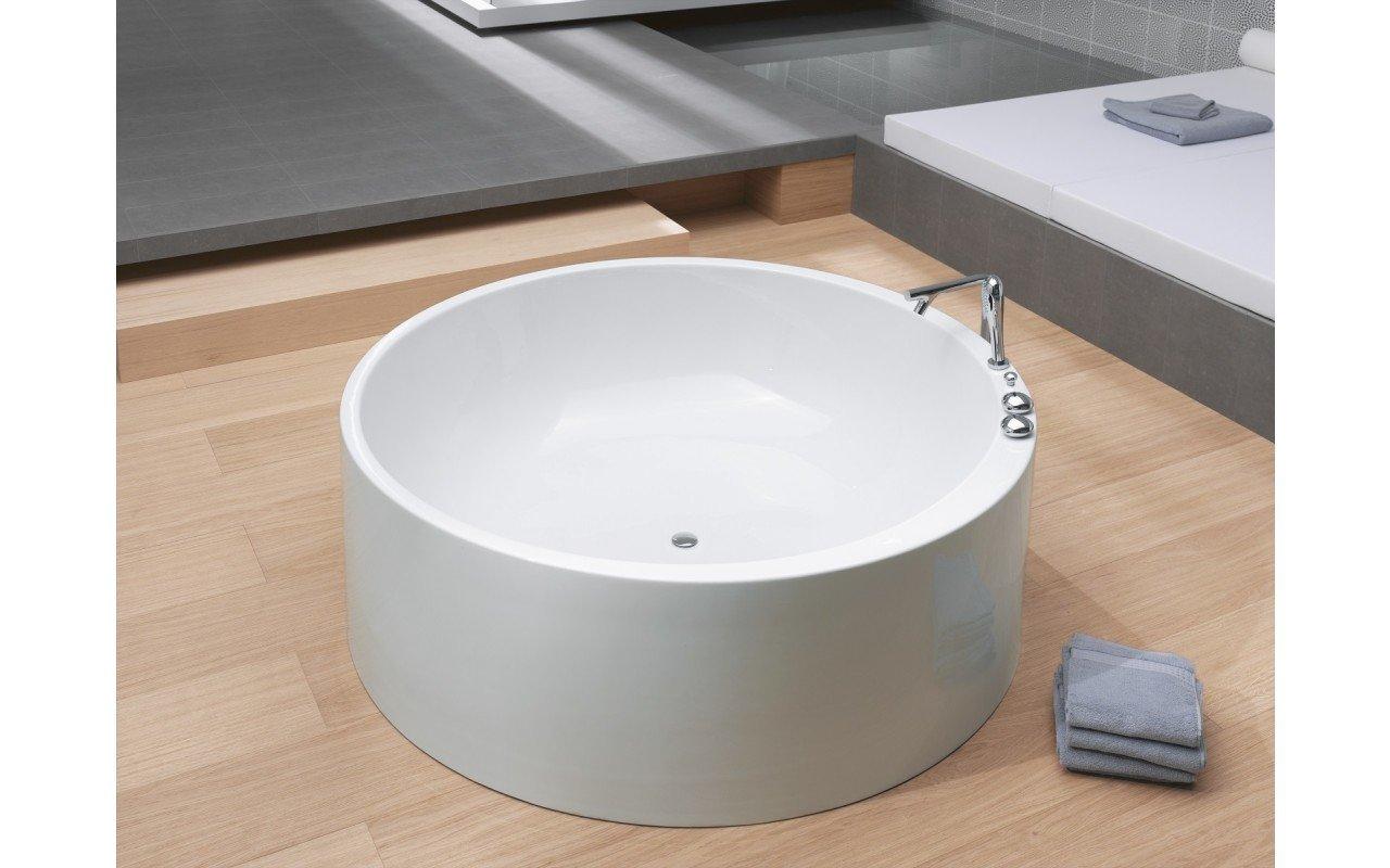 Vasca Da Bagno Freestanding Dwg : Imagination vasca da bagno freestanding aquatica in materiale acrilico