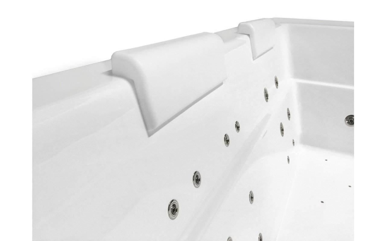 Lacus Wht Spa Drop In Jetted Bathtub 230V 50 60Hz USA International 20