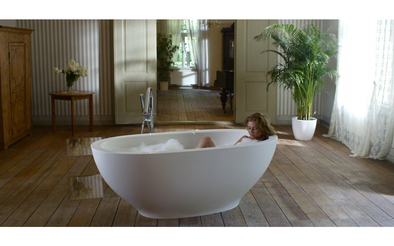 Purescape 503 Large Oval Stone Bathtub web (1)