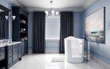 Aquatica Baby Boomer 2 Freestanding Solid Surface Walk In Bathtub 01 (web)