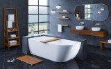 Universal Waterproof Iroko Wood Bathtub Tray 03 (web)
