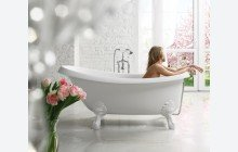 Aquatica nostalgia freestanding ecomarmor bathtub with stone legs 01 (web)