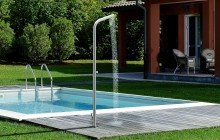 Gamma 515 freestanding outdoor shower 02 (web)