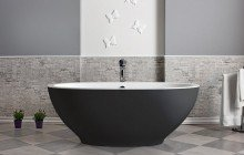 Aquatica Karolina Blck Wht Freestanding Solid Surface Bathtub 01 (web)