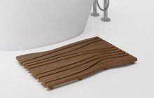 Aquatica Onde Waterproof Teak Wood Floor Mat 04 (web)