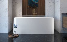 Modern Freestanding Tubs picture № 94