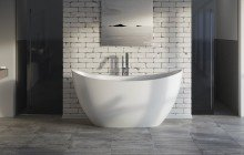 Aquatica purescape 171 mini matte freestanding solid surface bathtub 01 (web)