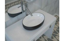 Metamorfosi Black Wht Oval Vessel Sink 01 (web)