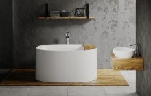 Modern Freestanding Tubs picture № 29