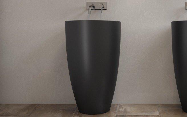 Aquatica Dante Black Freestanding Solid Surface Lavatory 02 (web)