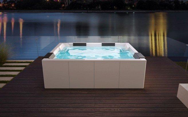 Aquatica Vibe Spa with Maridur Composite Panels06