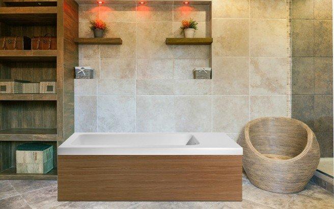 ᐈLuxury 【Pure 2L di Aquatica la vasca da bagno ...
