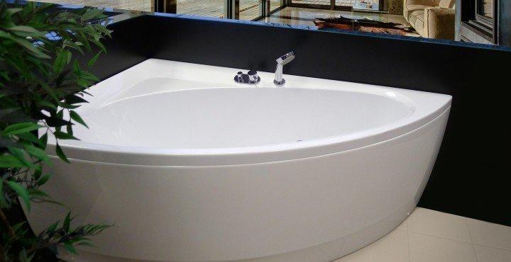 vasche da bagno ad angolo