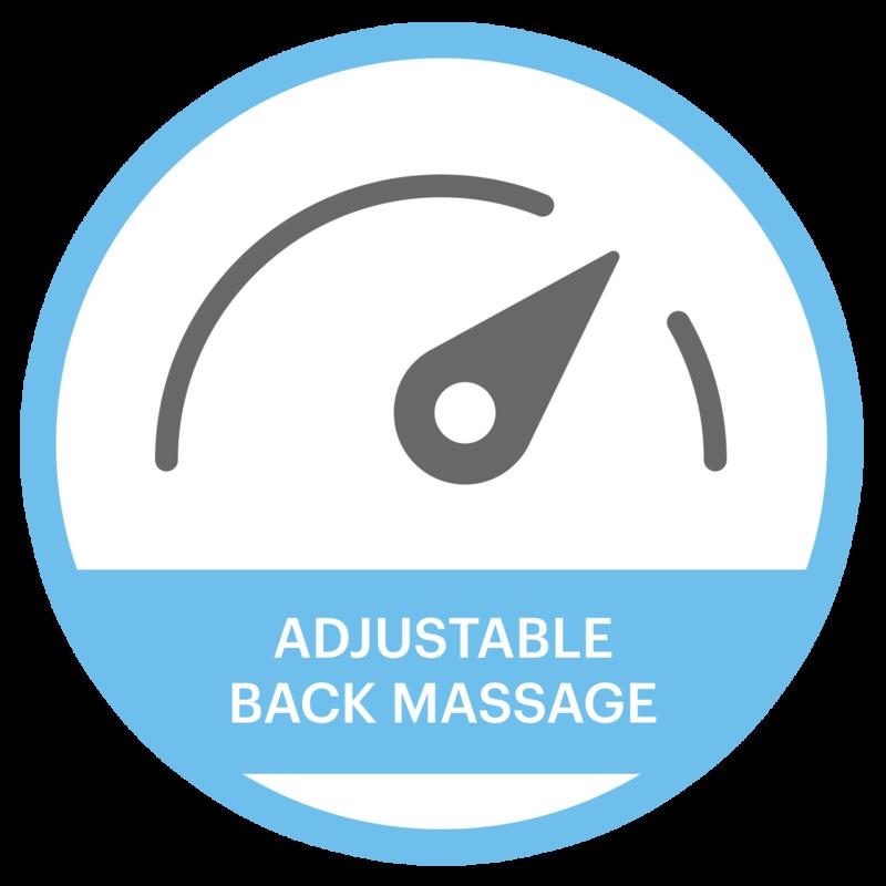 Adjustable back massage ABM system (web)