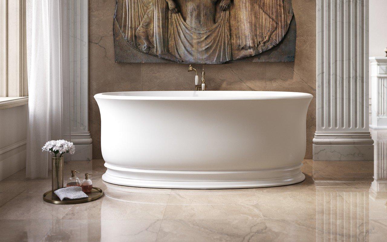 Aphrodite Wht Freestanding Solid Surface Bathtub 02 (web)