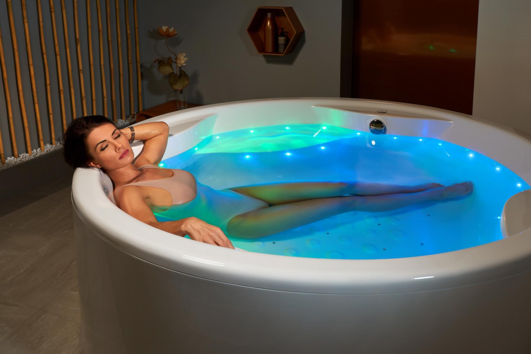 Vasche Da Bagno Idromassaggio : Aquatica allegra fs relax vasca da bagno con idromassaggio