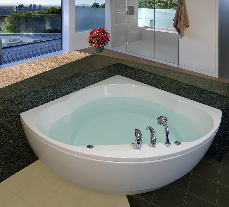 Vasche da bagno misure ridotte misure vasca da bagno - Misure vasche da bagno angolari ...