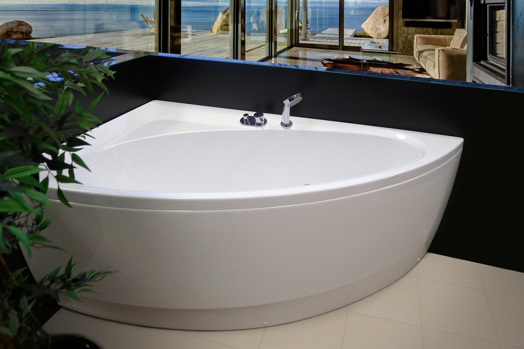 Vasca Da Bagno Angolare Dimensioni : Misure vasca da bagno ad angolo vasche ad angolo misure ingombri