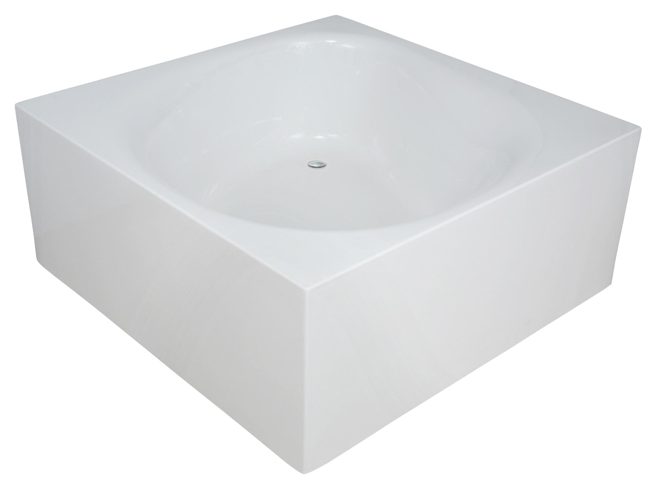 Emejing Vasche Da Bagno Quadrate Images - Idee Arredamento Casa ...