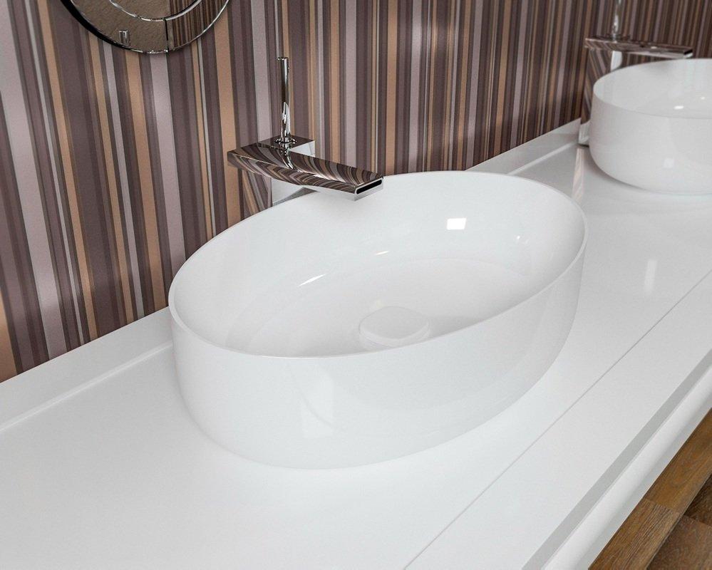 Arredo bagno arezzo da cm con doppio lavabo