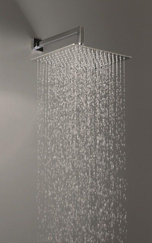 Spring sq 250 soffione doccia al soffitto - Doccia a soffitto ...